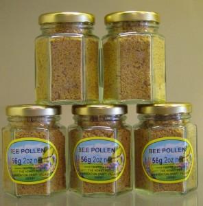 Jars of Pollen